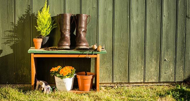 Gardening Boot