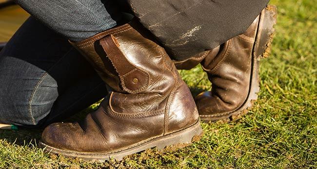 Waterproof Country Walking Boots
