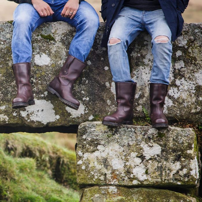 Trailback Mens Boots